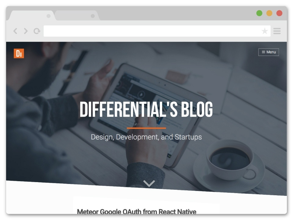 Differential Blog