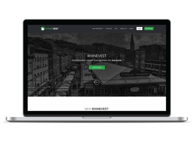 RhineVest Website